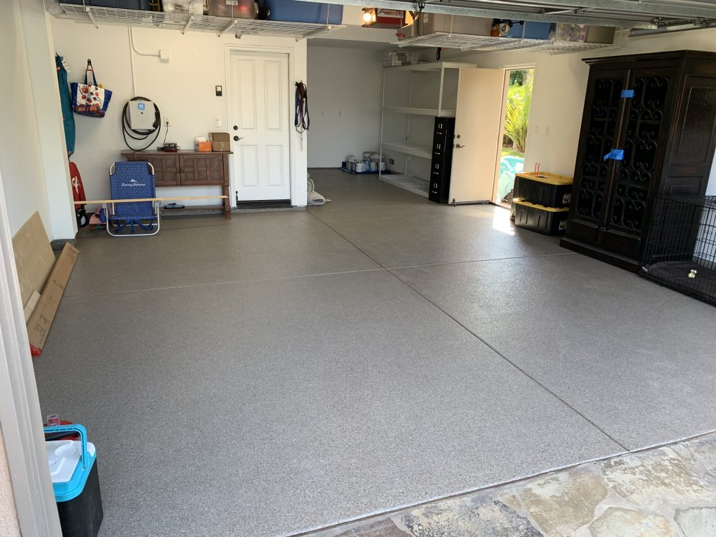 garage floor coating santa clarita