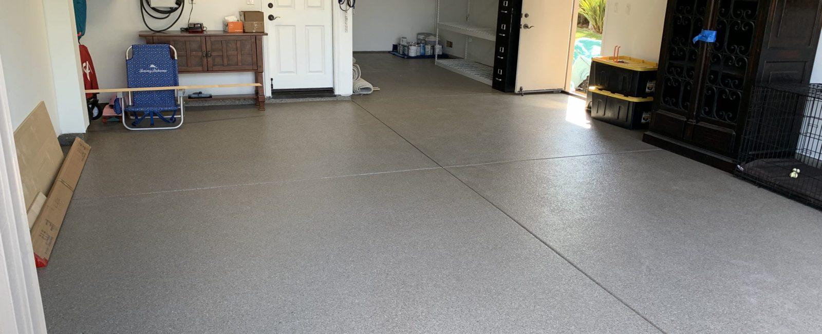 garage floor coating santa clarita
